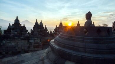 Photo of Borobudur Temple: The Most Wonderful Sunrise in the World
